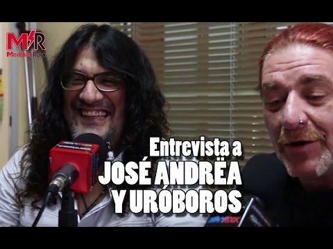 Entrevista a José Andrëa y Uróboros en Rabia Akzion