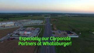 New Whataburger in Terrell Texas