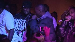 "DJ Whoop presents Kurupt & Shortstop - ""West Coast Gumbo"" Live at Club Cohiba"