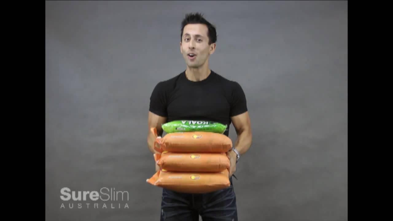 SureSlim Weight Loss Case Study - Luke Faccini - SureSim ...
