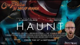 HAUNT (2019) - Movie Review **31 Days Of Horror**