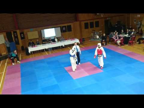 Tae kwon do WTF vs ITF