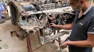 Daewoo Nexia ( 4-qism ) ремонт компрессоров