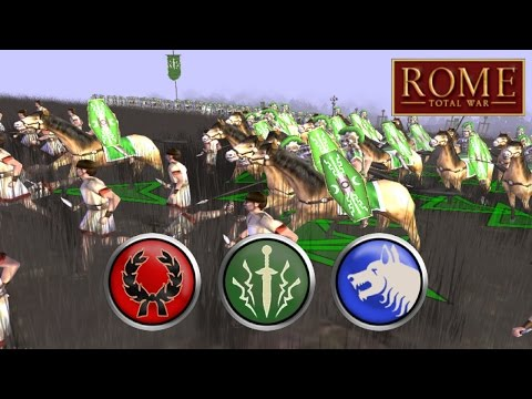 BEST ROMAN FACTION - Game Guides - Rome: Total War