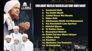 Download SHOLAWAT MAJELIS RASULULLAH SAW - JAWA BARAT