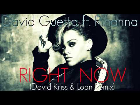 David Guetta feat Rihanna - Right Now (Eden Lewis & Swen Holm remix)