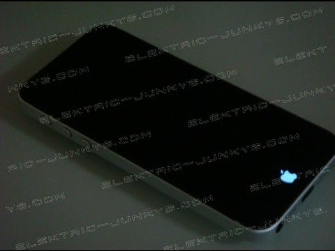 kit d'installation lumineux iphone 4