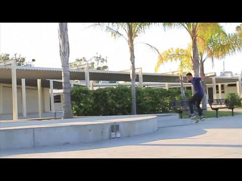 Small Wheels: Ben Fisher AM wheel part