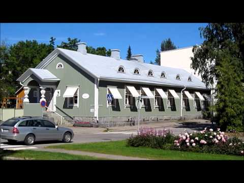 IISALMI - Finland, Short HD Video Tour of the City