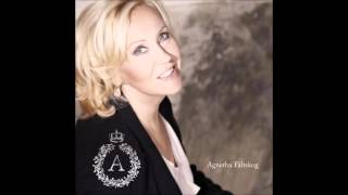Agnetha Fältskog - The one who loves you now (Lyrics-Text)