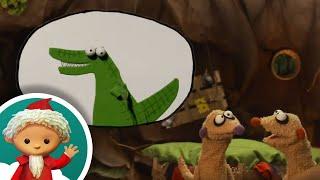 """Sandmännchen: Jan & Henry """"Das weinende Krokodil"""" Folge 75 - Sandmann (rbb media) für Kinder 2017"""
