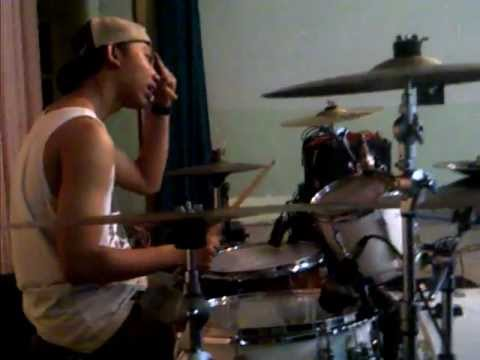 netral - cinta gila & sorry (drum cover )