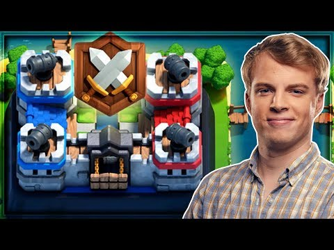 Clash Royale - IT'S CLAN WARS EVE!