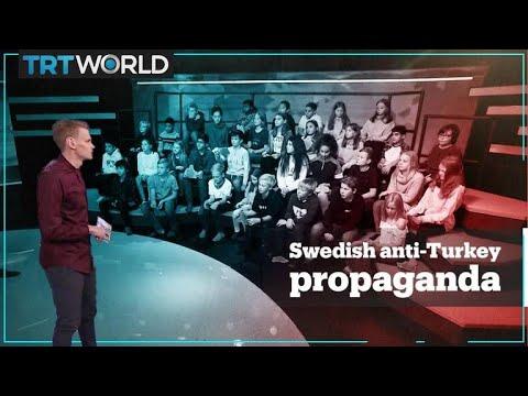 Swedish state TV under fire for news program for children