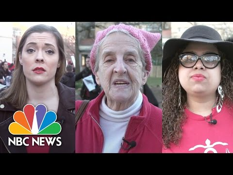 Dear Mr. President: Letters From American Women | NBC News
