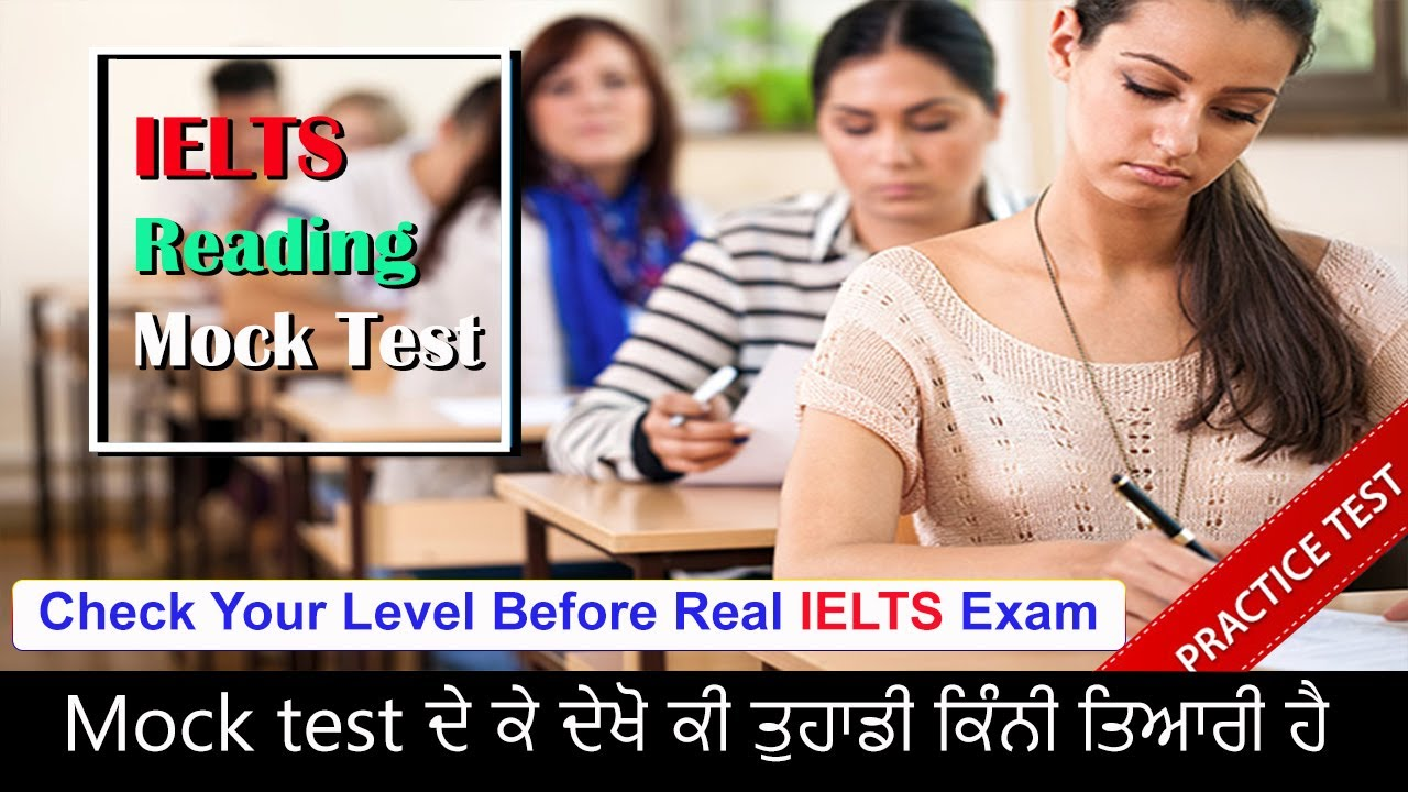 IELTS Reading test | Check Your Level Before Real IELTS Exam | Mock test
