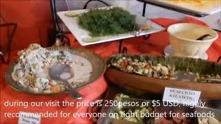 PHILIPPINES TRAVEL 2017 _ 19_ Our visit to BATUSAI SEAFOOD BUFFET in DAVAO