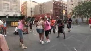 رقص خطير ( بنات + شباب) زنوج