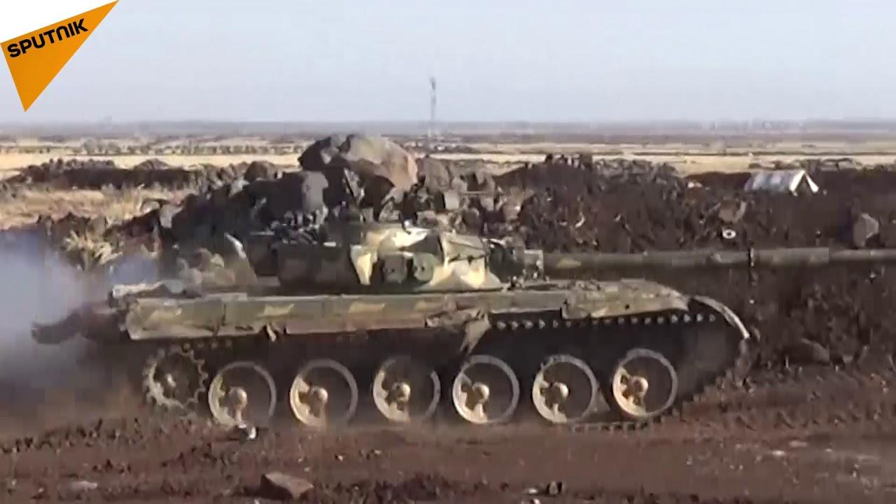 Suriye savaş uçakları Hama'da Nusra konvoyunu vurdu