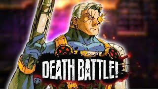 Cable Bodyslides into DEATH BATTLE!