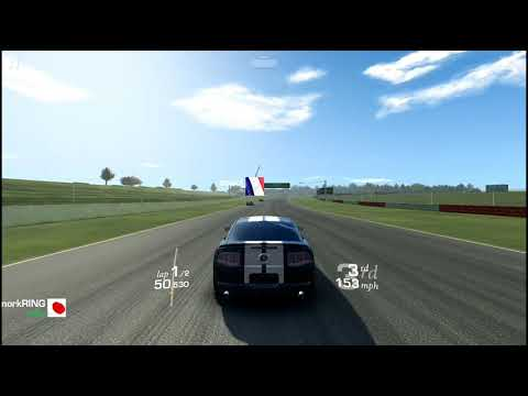 Real racing 3 Ford Shelby gt500 review