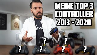 Meine besten TOP 3 Controller in der PS4 & Xbox One Ära von 2013 - 2020