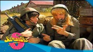 🎖️ Samantha fait l'armée (2) 💛 Samantha Oups !