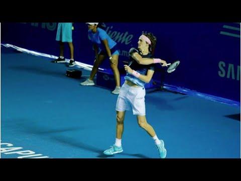 ATP Acapulco: Alexander Zverev topples Alex de Minaur to set Norrie clash