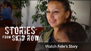 Moving Mothers Out Of Skid Row And Into Safety | Union Rescue Mission