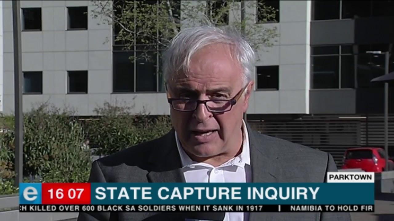 State Capture Inquiry Adjourns