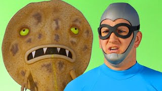 Tortilla Troubles! - Full Episode - The Aquabats! Super Show! PILOT