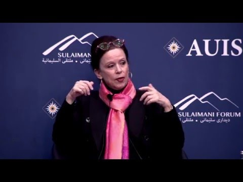 Sulaimani Forum Panel 7: Turmoil and Disorder - A New Sykes Picot?