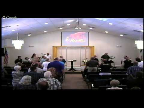 Sunday Worship Service at The Bridge Church in Supply, NC