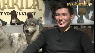 Эксклюзивное интервью Виктора Лебедева на НВК «Саха»