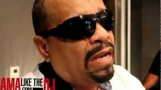 DramaLikeTheDJ Interviews Ice-T (Part 2) thumbnail