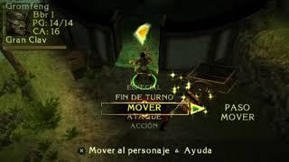 Dungeons & Dragons Tactics (PSP)