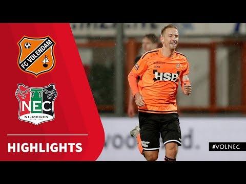 Samenvatting FC Volendam - N.E.C. (29-11-2019)