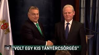 Tarlós és Orbán az egységes fővárosi parkolásról egyeztetett 19-07-09