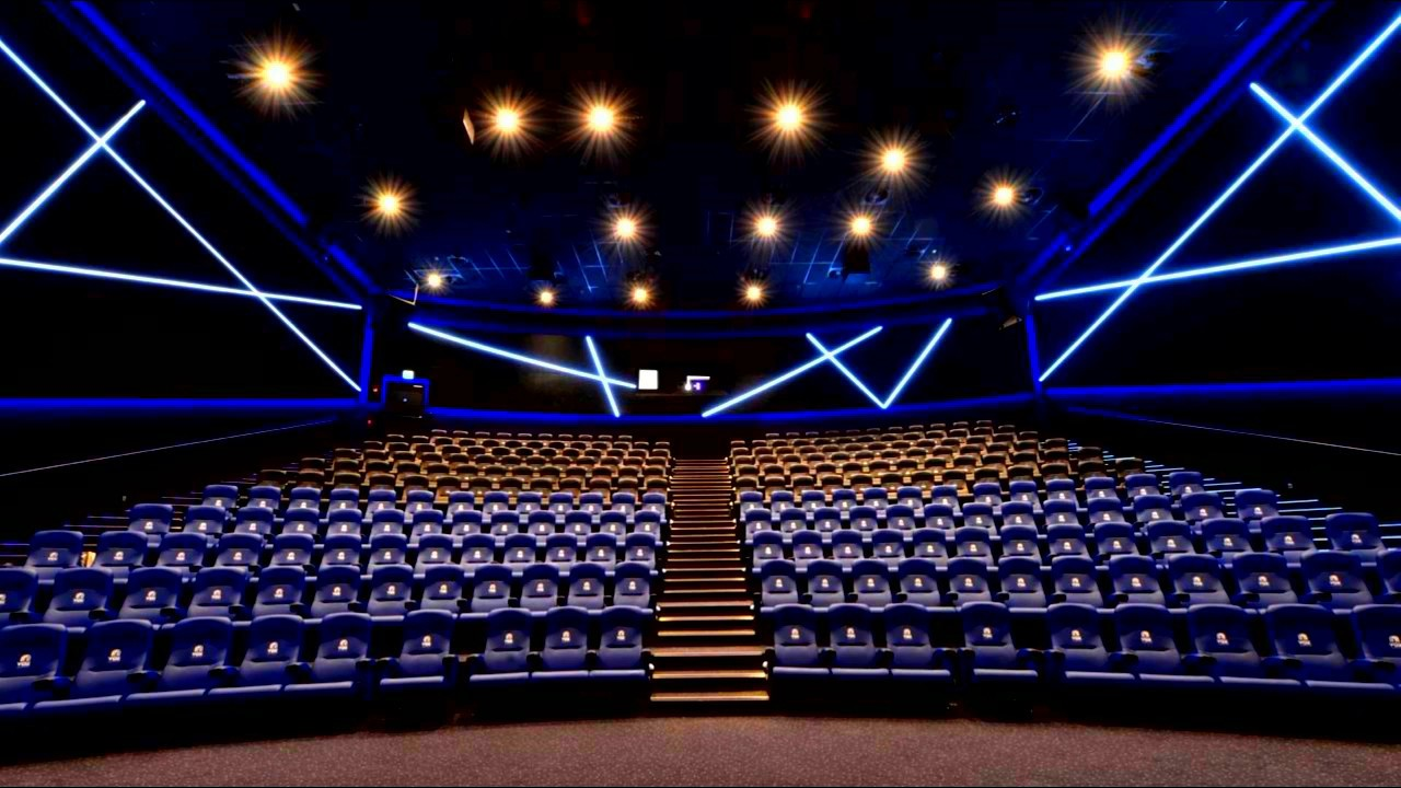Saudi Arabia Theatre In Riyadh Vox Cinemas Riyad Park Youtube