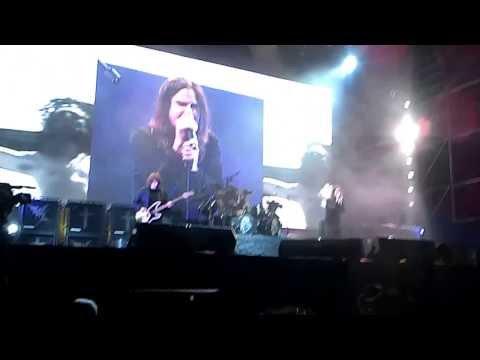 Black Sabbath en bogota - Under the sun every day