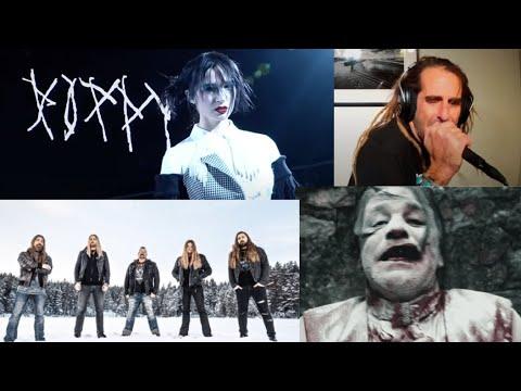 "Poppy ""Say Cheese"" live - Lindemann ""Praise Abort"" live - Sabaton - Lamb Of God, ""I Against I"""