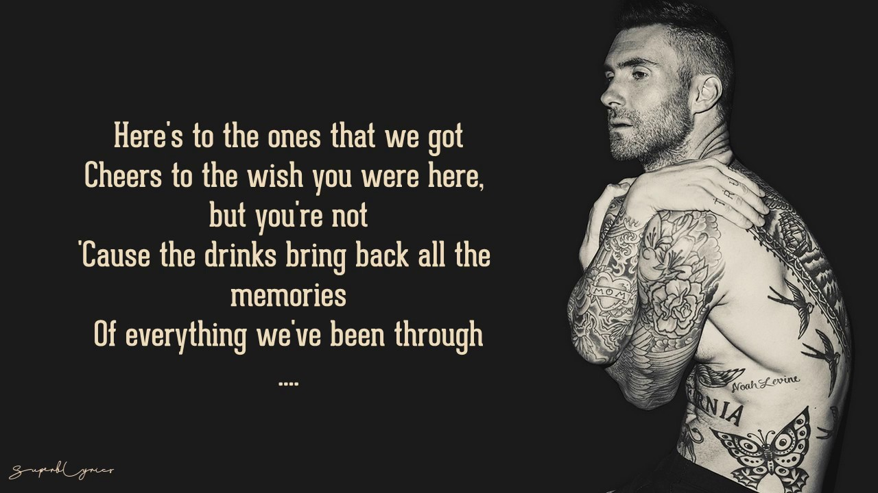 Maroon 5 Memories Lyrics By Lbo Lyrics