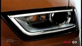 Audi Q3 презентация