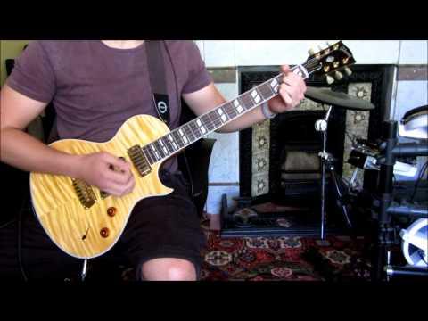 Stone Temple Pilots -Plush (guitar cover)