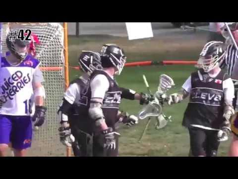 Jake Gillis Lacrosse Highlights