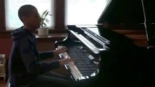 Matthew Whitaker - Body & Soul - Tribute to Oscar Peterson - Age 13