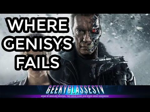 Terminator Genisys Movie Review | GGTV REVIEWS poster
