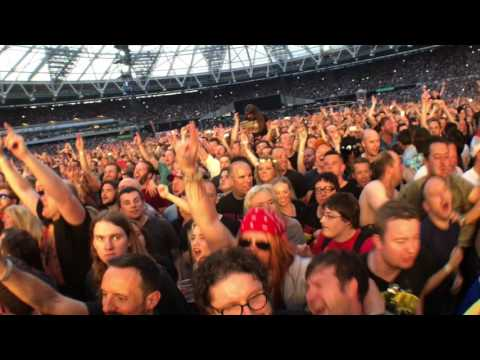 Guns N Roses – London – June 2017 – Queen Elizabeth Olympic Stadium – @gunsnroses