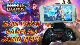 Mobile Legends - Full Gameplay With Dobe Controller