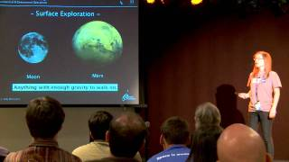 The People of NewSpace: Molly McCormick - T-Minus-5: Spacesuit Applications & Design Considerations